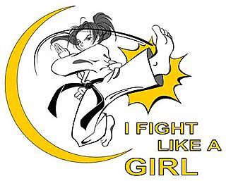 Taekwondo-girl