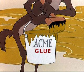 Coyote-glue