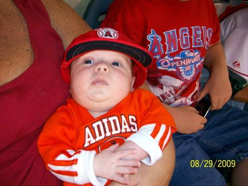 Ian.Angels game