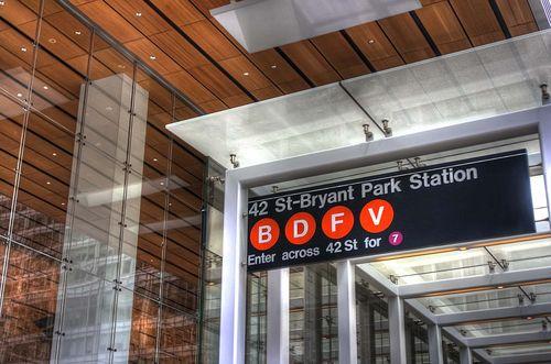 Bryant Park Station