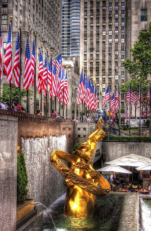 Rockefeller Plaza